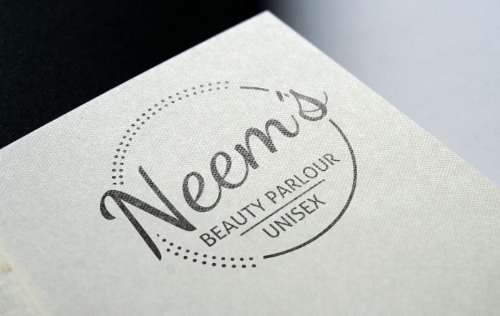 Neems logo design